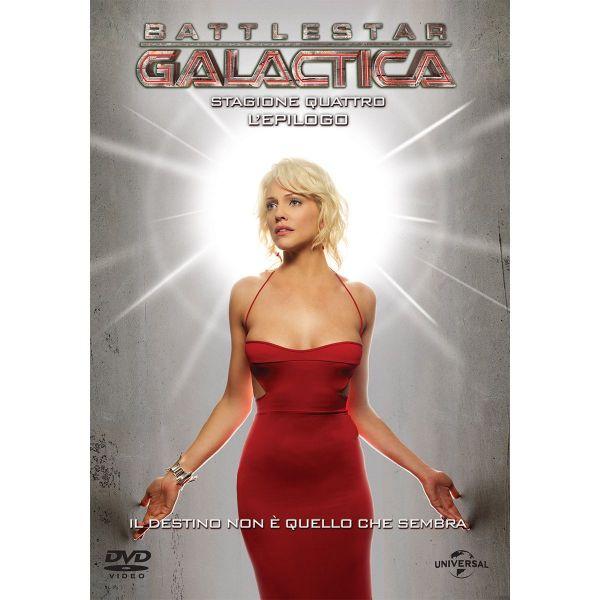Battlestar Galactica Season 4.1 Repl.