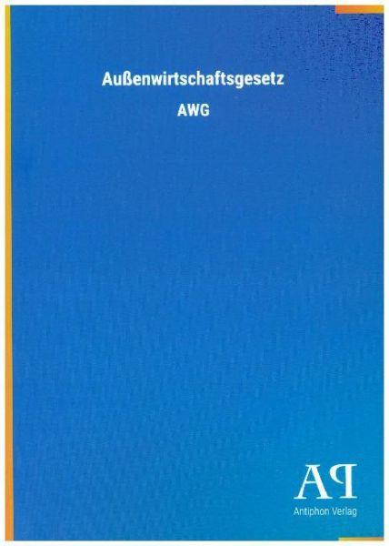 Image of Außenwirtschaftsgesetz