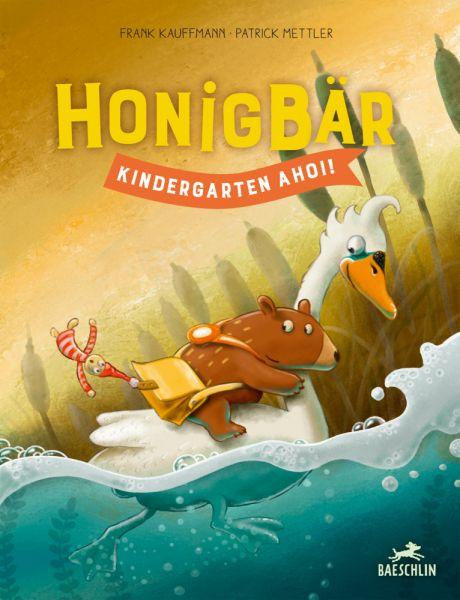 Image of Honigbär: Kindergarten ahoi!. Bilderbuch