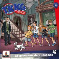 TKKG Junior - Folge 18: Stimmen aus dem Jenseits