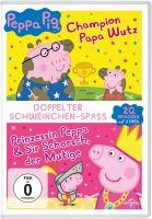 Peppa Pig - Prinzessin Peppa & Sir Schorsch, der Mutige & Champion Papa Wutz (Neuauflage)