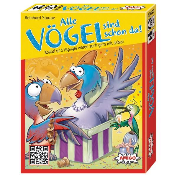 Image of Amigo Alle Vögel sind schon da!, d