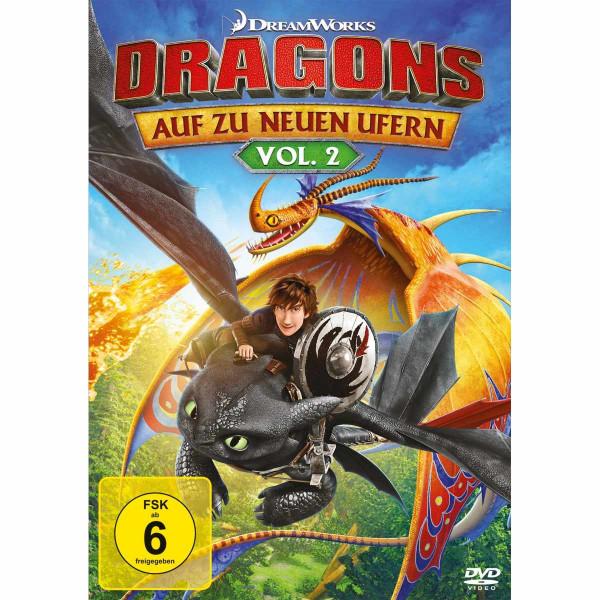Dragons Auf Zu Neuen Ufern Season 3 V2