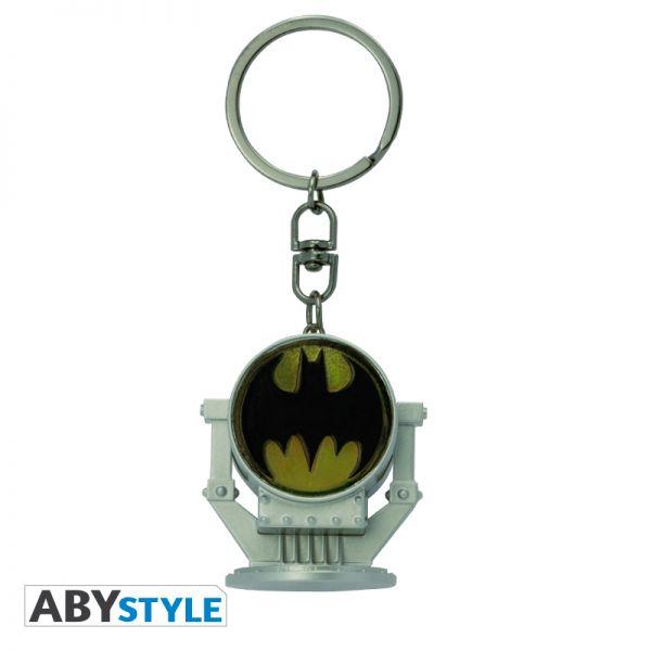 Image of ABYstyle - DC Comics Bat-Signal 3D Premium Schlüsselanhänger
