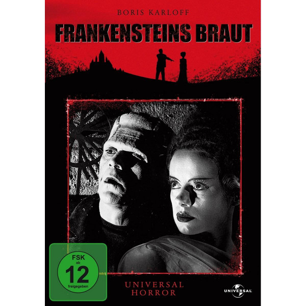 Frankensteins Braut Repl.