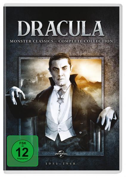Dracula: Monster Classics Coll.