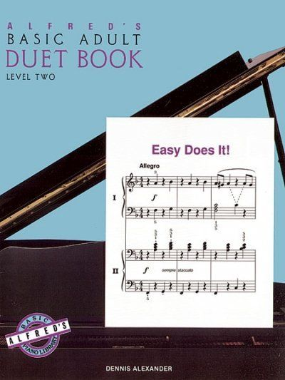 Image of Alfred's Basic Adult Piano Course: Duet Book 2