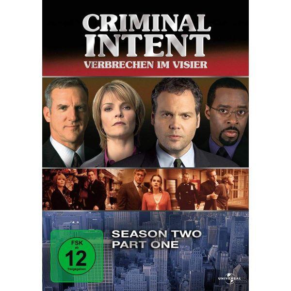 Criminal Intent Season 2.1 3Er