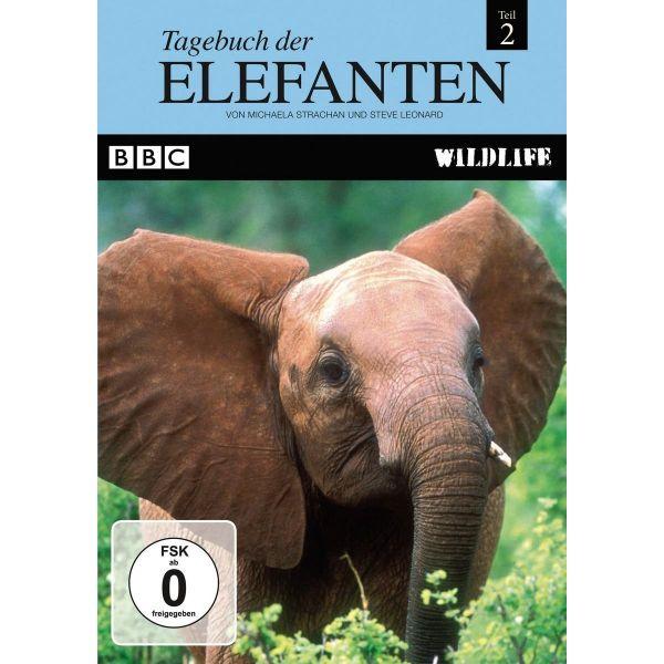 BBC Wildlife: Tagebuch der Elefanten (Teil 2)