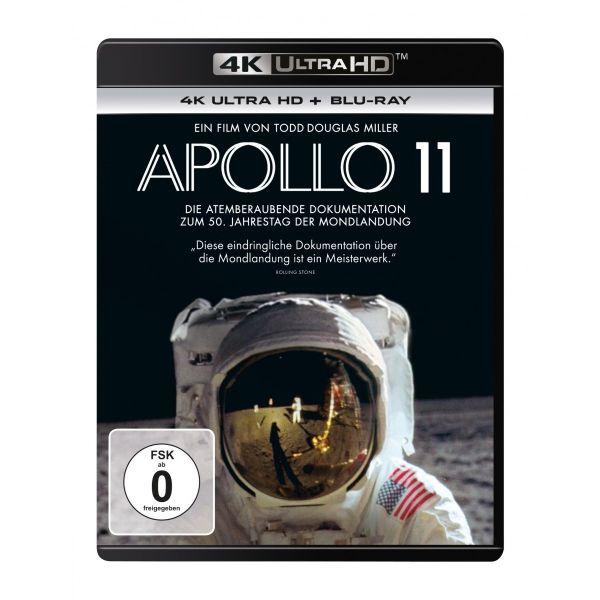 Apollo 11 4K Uhd