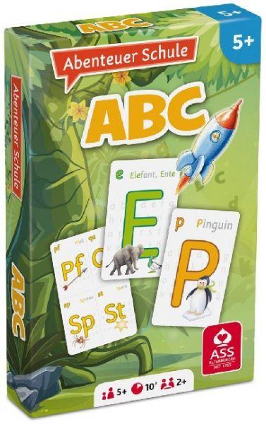 Image of Abenteuer Schule - ABC (Kartenspiel)