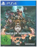 Omen of Sorrow, 1 PS4-Blu-ray Disc: Für PlayStation 4