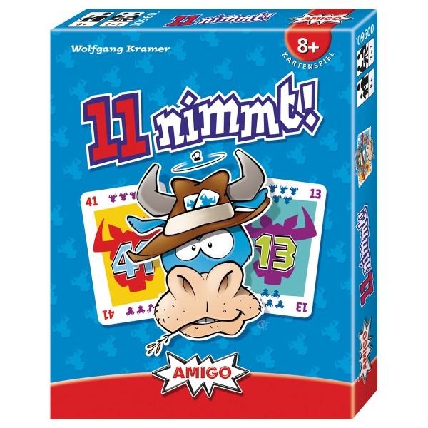 Image of Amigo 11 nimmt!, d