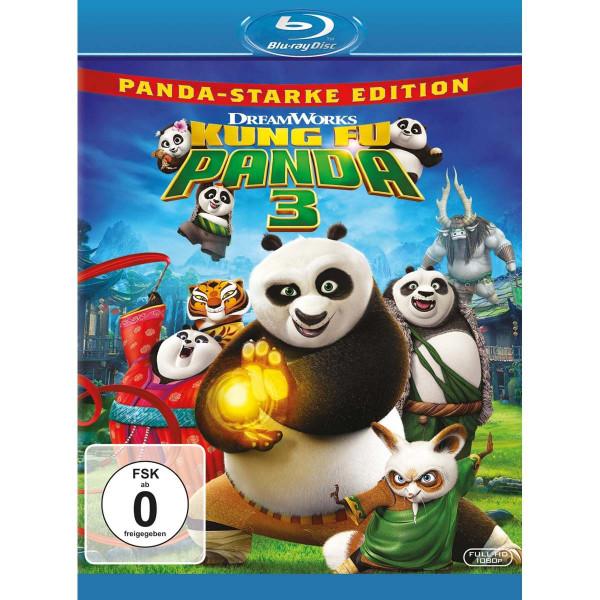 Kung Fu Panda 3 - Flucht durch Europa