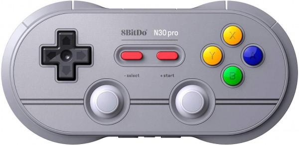Image of 8bitdo N30 PRO2 6 Edition Bluetooth Gamepad