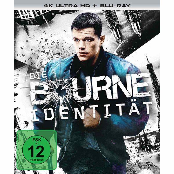 Die Bourne Identität 4K Uhd