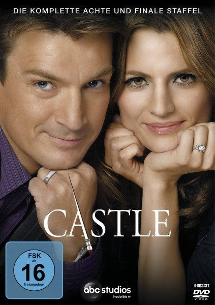 Image of Castle - 8. Staffel