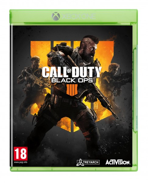 Image of Call of Duty: Black Ops 4, Xbox One