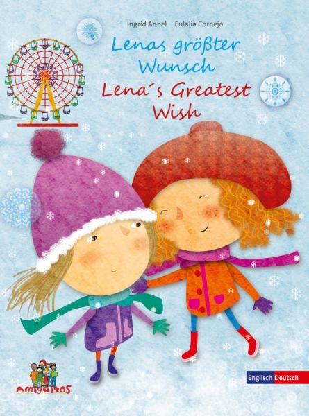 Image of Lenas größter Wunsch / Lenas greatest wish: Deutsch - Englisch