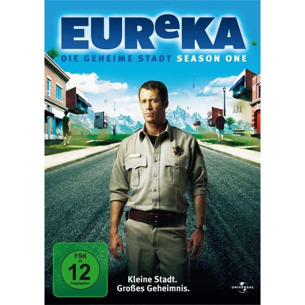 Eureka Season 1 3Er Repl.