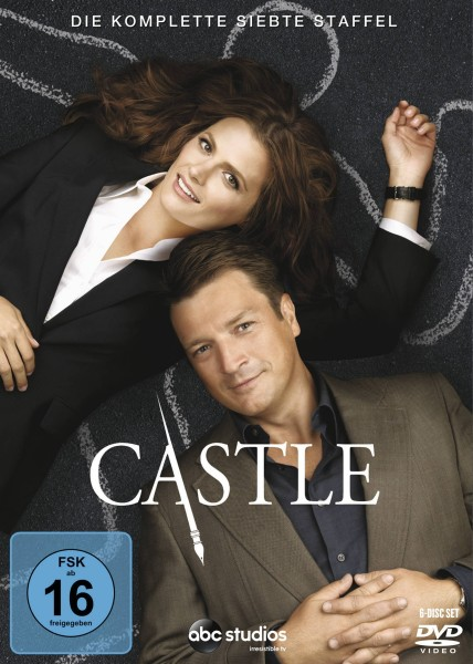 Image of Castle - 7. Staffel