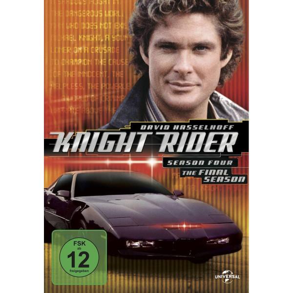 Knight Rider - Season 4 Neu Repl
