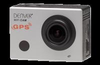 Denver ACG-8050W HD Action Kamera mit wasserdichter Huelle schwarz