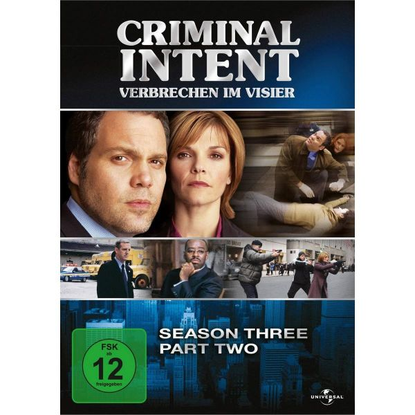 Criminal Intent Season 3.2 3Er