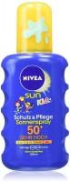 Nivea Sun Spray 200ml Pump Protect&Care Kids F50