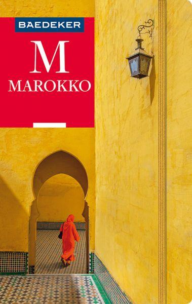 Image of Baedeker Reiseführer Marokko: mit praktischer Karte EASY ZIP