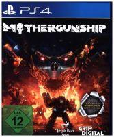Mothergunship, 1 PS4-Blu-ray Disc: Zusätzliche Kampagne & Waffenteile. Für PlayStation 4