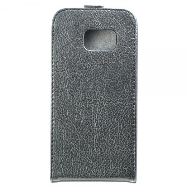 Image of 2GO S7 Flip Case Schwarz fuer Samsung Galaxy S7