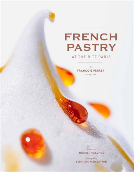 Image of French Pastry at the Ritz Paris