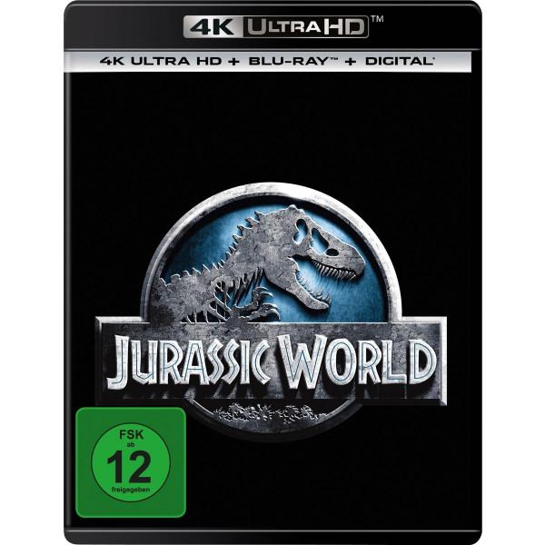 Jurassic World 4K Uhd