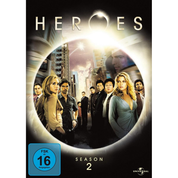 Heroes Season 2 4Er
