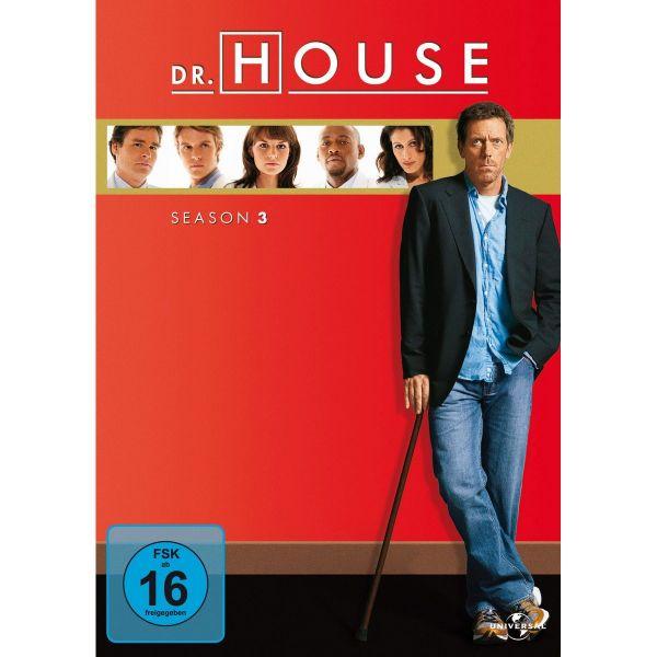 Dr. House Season 3 6Er Repl.