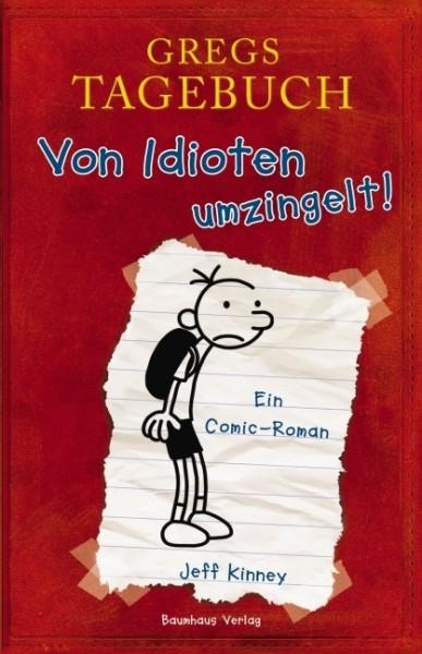 Image of Gregs Tagebuch 1 - Von Idioten umzingelt!
