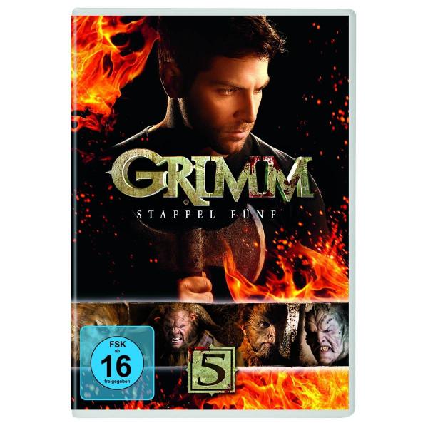Grimm -Staffel 5