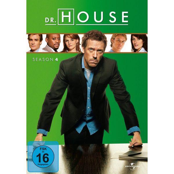 Dr. House Season 4 4Er Repl.