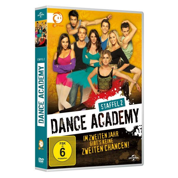 Dance Academy - Season 2 5Er