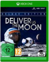 Deliver Us The Moon, 1 Xbox One-Blu-ray Disc (Deluxe Edition)
