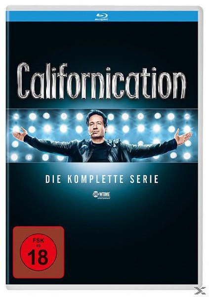 Californication - Complete Box