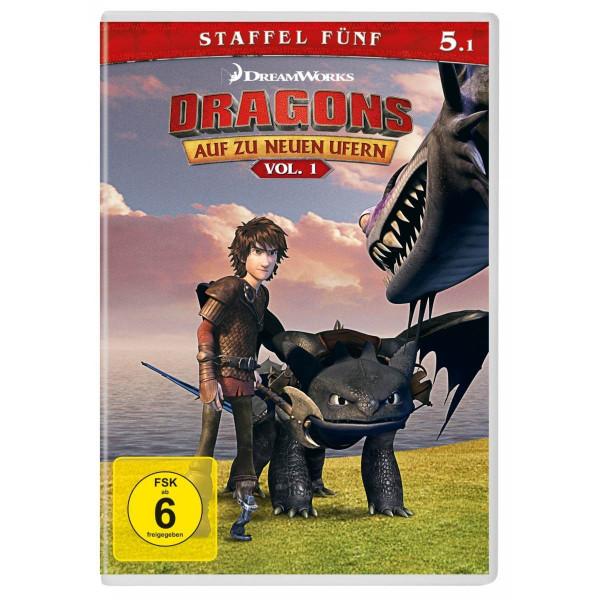 Dragons - Auf Zu Neuen Ufern Season 5.1