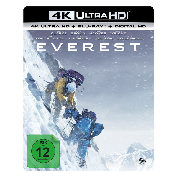 Everest 4K Uhd