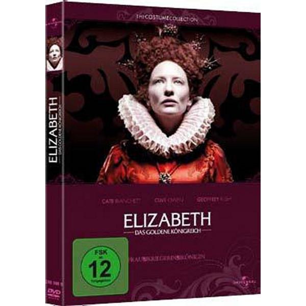Elizabeth - D Gold Costume Coll