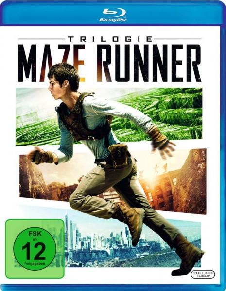 Maze Runner Trilogie 1-3