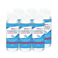 Move Med+ Handdesinfektionsgel 100ml, 6er Pack
