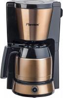Bestron ACM1000CO Filterkaffeemaschine mit Thermokanne, kupfer