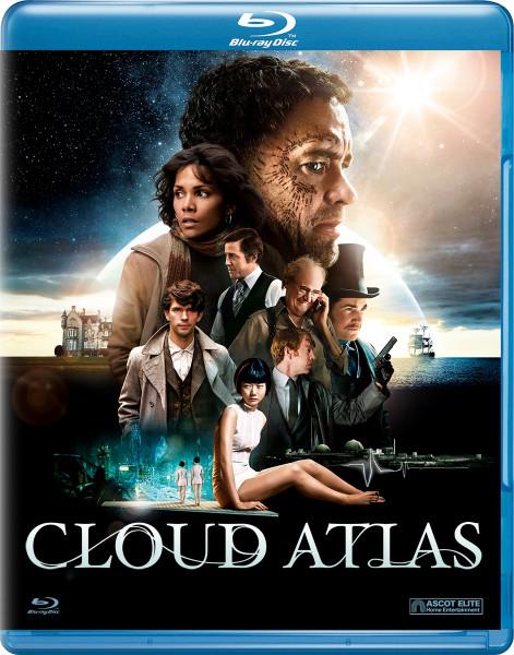 Cloud Atlas Blu ray