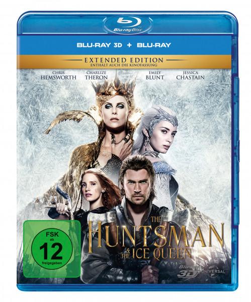 Huntsman & The Ice Queen Ext. 3D